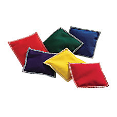Learning Resources Rainbow Bean Bags Pack