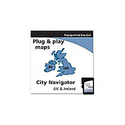 Garmin City Navigator NT UK Ireland
