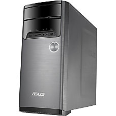 ASUS Desktop Computer With AMD A6