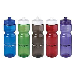 Translucent Bike Bottle 28 Oz