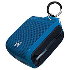 iHome Rechargeable Portable Speaker System BlueBlack