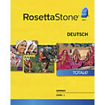 Rosetta Stone V4 German Level 1