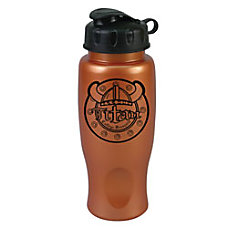 Metallic Finish Auto Bottle 27 Oz