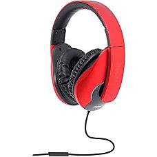SYBA Multimedia Oblanc Shell RedBlack Stereo