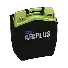 Zoll Medical AED Plus Defibrillator Soft