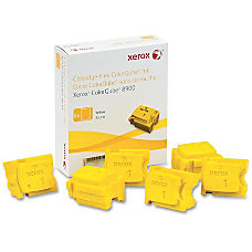 Xerox 108R01016 Colorqube Ink Yellow Colorqube