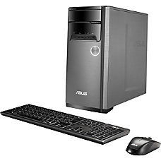 ASUS Desktop Computer With 4th Gen