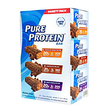 Pure Protein Bars 176 Oz Box