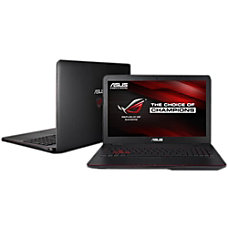 ASUS Laptop Computer With 156 Screen