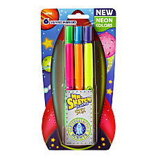 Mr Sketch Intergalactic Neon Stix Scented