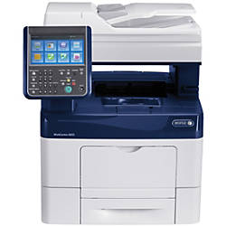 Xerox WorkCentre 6655 Laser Multifunction Printer