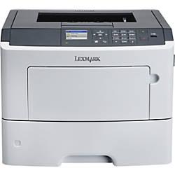 Lexmark MS617dn Laser Printer Monochrome 1200