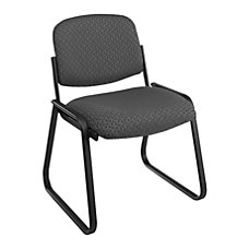 Office Star Deluxe Sled Base Chair