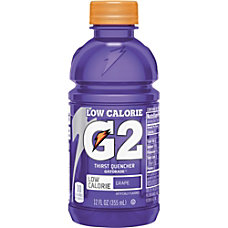 Gatorade G2 Grape Sports Drink Grape