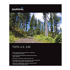Garmin TOPO US 24K Mountain South