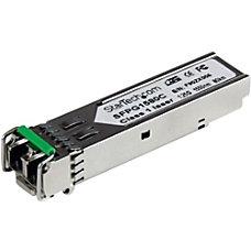 StarTechcom Cisco Compatible Gigabit Fiber SFP
