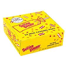 Sugar Daddy Caramel Candy Pops 17