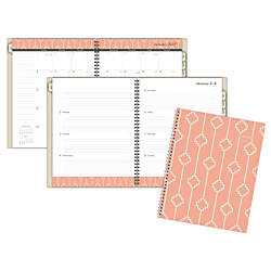 AT A GLANCE WeeklyMonthly Planner 8
