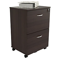 Inval Mobile File Cabinet 2 Drawers