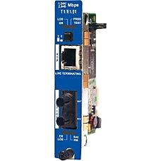 BB T1E1J1 Media Converter