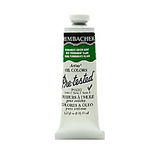 Grumbacher P162 Pre Tested Artists Oil