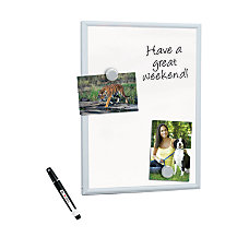 FORAY Mini Magnetic Dry Erase Board