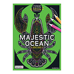 Bendon 80 Page Adult Coloring Book