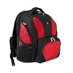 SWISSGEAR SA1592 Backpack BlackRed