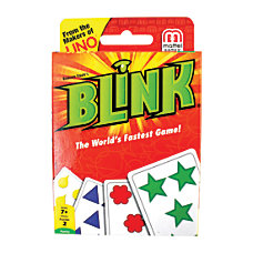 Mattel Blink Card Game Ages 7