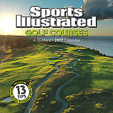 DateWorks Sports Illustrated Golf Courses 16