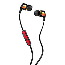 Skullcandy Smokin Buds 2 Earbuds OrangeSpaced