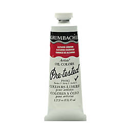 Grumbacher P001 Pre Tested Artists Oil