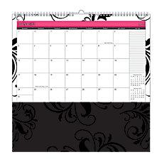 Divoga Horizontal Monthly Wall Calendar 12
