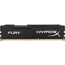 Kingston HyperX Fury Memory Black 4GB
