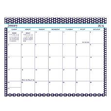 Divoga Horizontal Monthly Wall Calendar 11