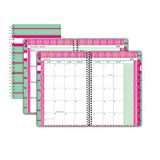 Divoga WeeklyMonthly Planner 5 x 8