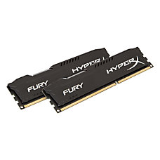 Kingston HyperX Fury Memory Black 16GB