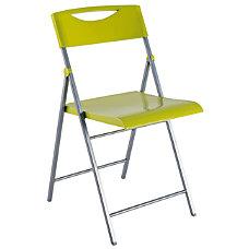 Alba CPSMILE Chair Green Set Of