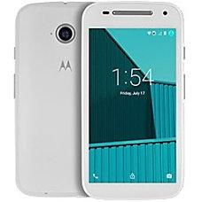 FreedomPop Moto E Smartphone 8 GB