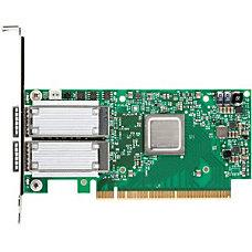 HP InfiniBand EDREthernet 100Gb 2 port