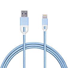iHome Dual SR Lightning Cable 6
