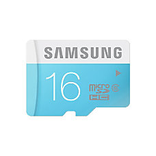 Samsung Micro Secure Digital High Capacity