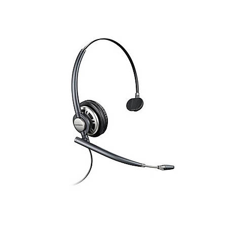 Plantronics EncorePro HW710 Monaural Over The Head