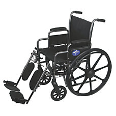 Medline Excel K3 Basic Lightweight Wheelchair