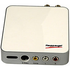 Hauppauge USB Hybrid Video Recorder