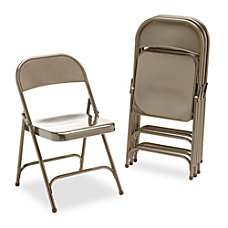 Virco Metal Folding Chair 29 12