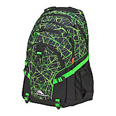High Sierra Loop Backpack Digital WebLime