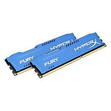 Kingston HyperX Fury Memory Blue 16GB