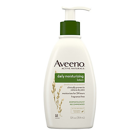 Aveeno daily moisturizing lotion price