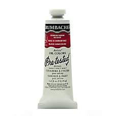 Grumbacher P026 Pre Tested Artists Oil